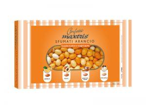 confetti Maxtrix Sfumato Arancione
