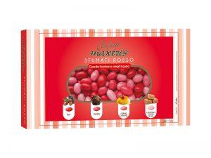 confetti Maxtrix Sfumato Rosso