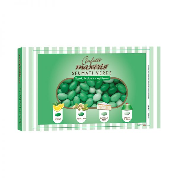 confetti Maxtrix Sfumato Verde
