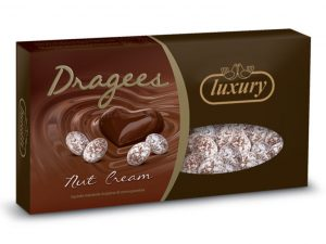 Buratti dragees tartufati nut cream gianduia