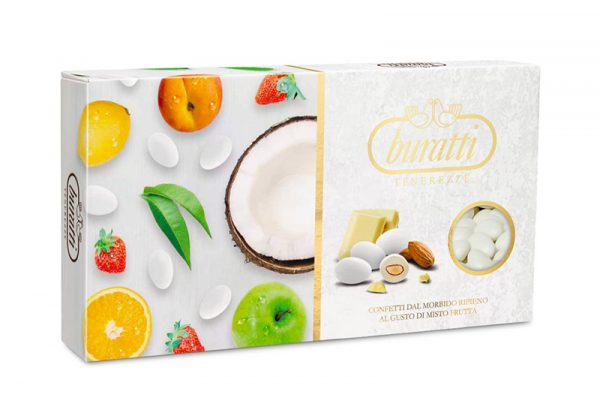 Buratti tenerezze misto frutta bianco