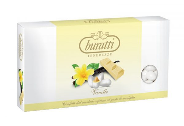 buratti bianco vaniglia