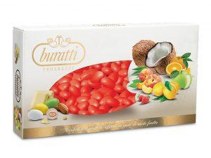 buratti mix misto frutta rosso