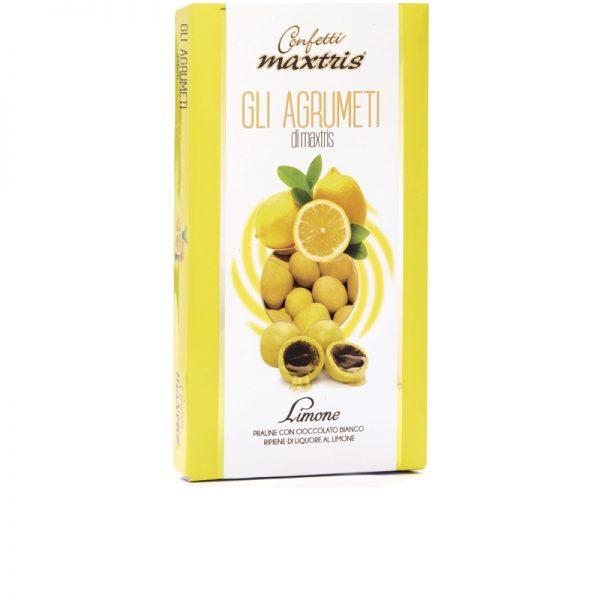 maxtris agrumeti limone