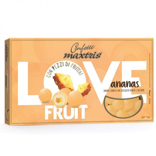 maxtris ananas cioccolato