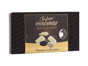 maxtris black white tenerezze cioccolato