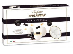 maxtris cioco liquirizia