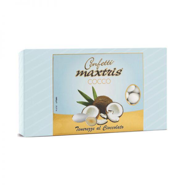 maxtris cocco tenerezze cioccolato