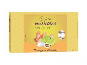 maxtris ginger lime tenerezze cioccolato