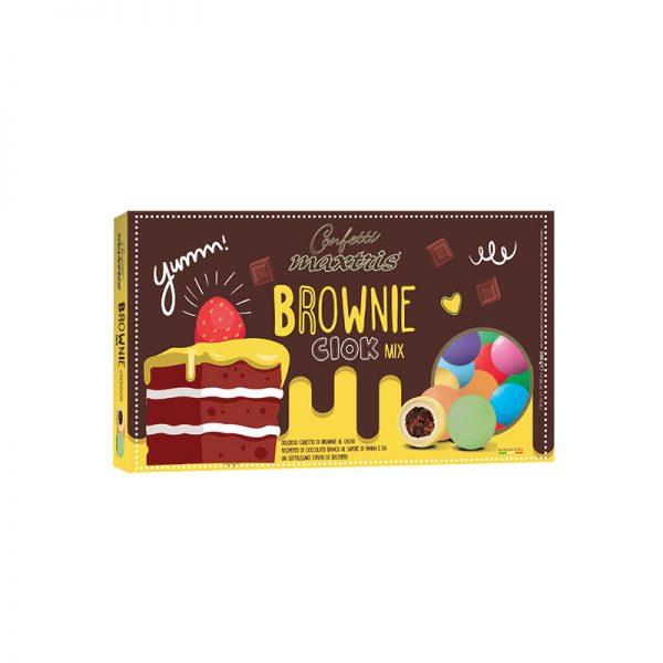 maxtris brownies mix