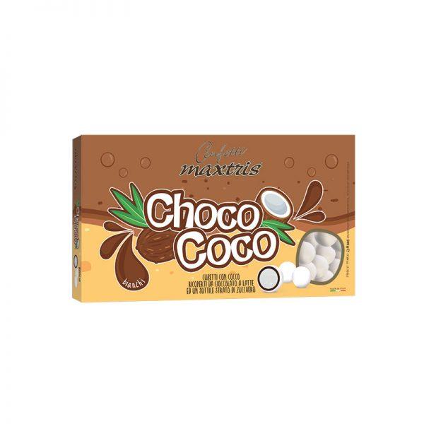 maxtris choco coco bianco