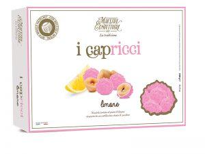 maxtris ricci capricci limone rosa