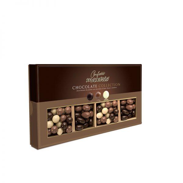 maxtris scatola regalo chocolate collection