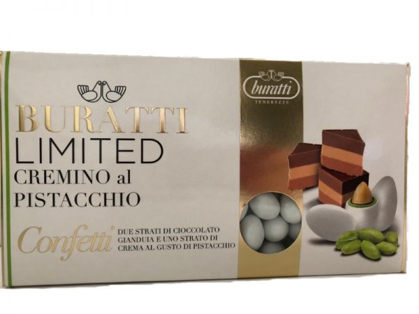 buratti limited cremino pistacchio