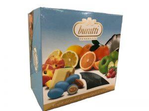 buratti tenerezze box misto frutta azzurro