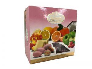 buratti tenerezze box misto frutta rosa