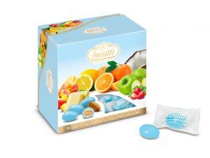 buratti confezioni regalo misto frutta azzurro