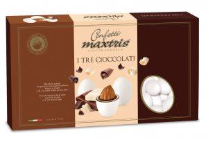 maxtris tre cioccolati