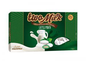 maxtris two milk latte menta