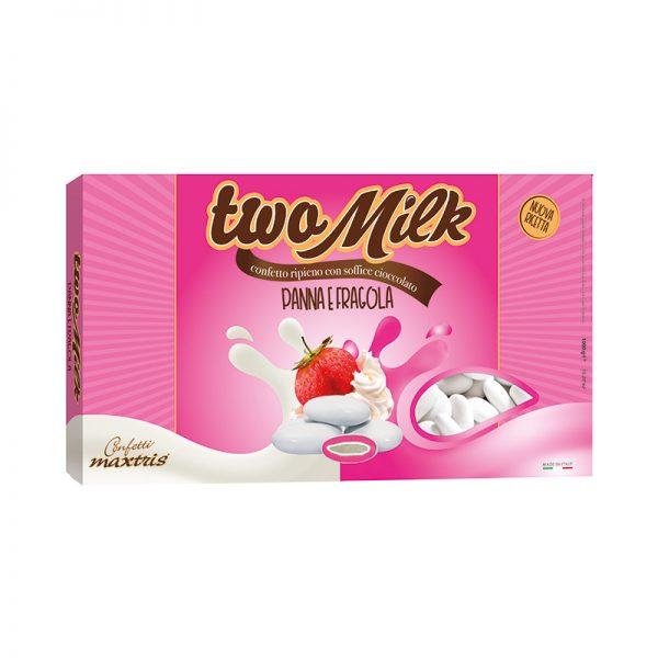 maxtris two milk panna fragola