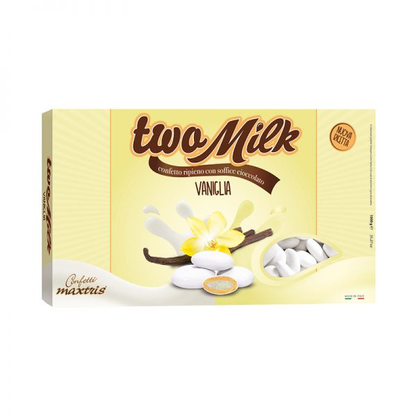 maxtris two milk vaniglia