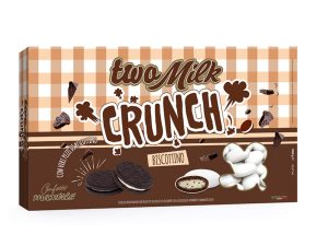 maxtris two milk crunch granella biscottino