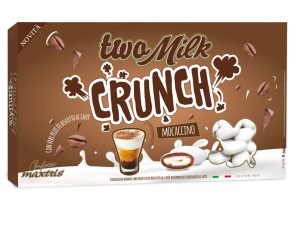 maxtris two milk crunch granella mocaccino